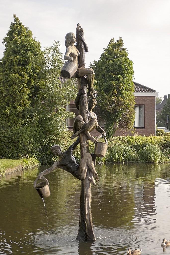 Twee emmertjes water halen, Marcus van Ravenswaay