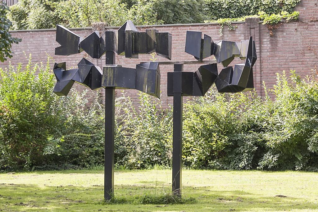 16 De Twee bomen, Cor van Gullik