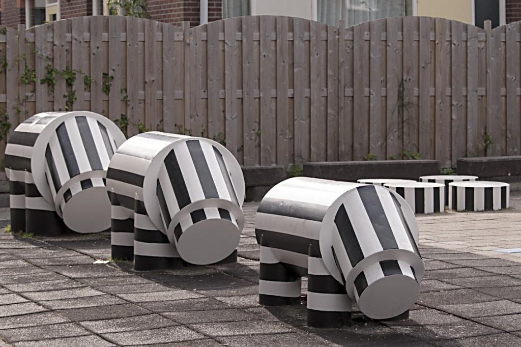 26a De drie zebra's, Roel Teeuwen